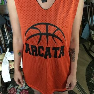 Humboldt Arcata basketball jersey